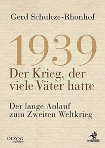 Buch: 1939 - Der Krieg, der viele Väter hatte