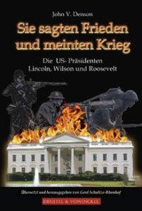 Buch: Sie sagten Frieden und meinten Krieg