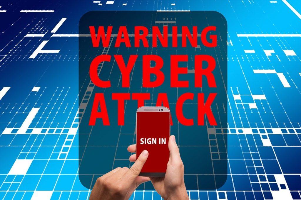 Cyber-Angriff
