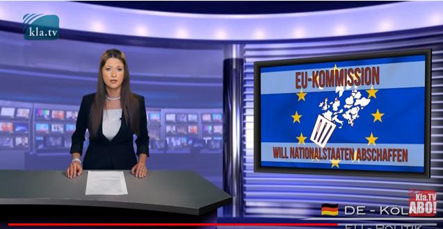 EU-Kommission will Nationalstaaten abschaffen
